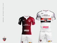 Concept - São Paulo Futebol Clube - Seasons 2017/2018