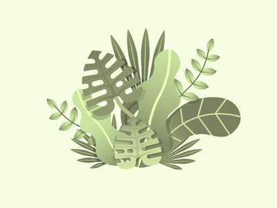 PLANTS plant nature blend shadows green plants