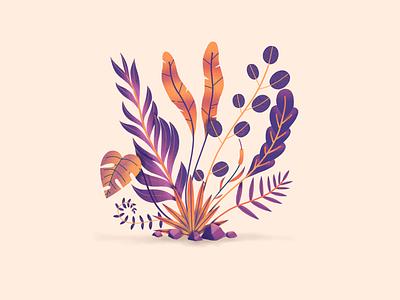 WILD PLANTS bloom flower forest palmleaves leaves leaf monstera palm cactus wild design green plants