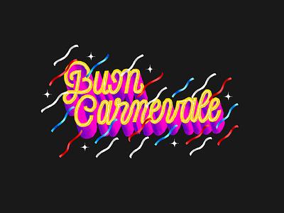 Buon Carnevale design vector logo dribbble type typogaphy procreate carnival carnaval italy illustration snapchat