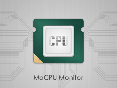 MaCPU Monitor Icon