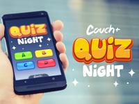 Quiz Night Couch