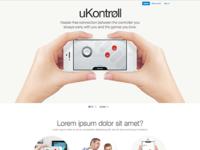 uKontrøll Website