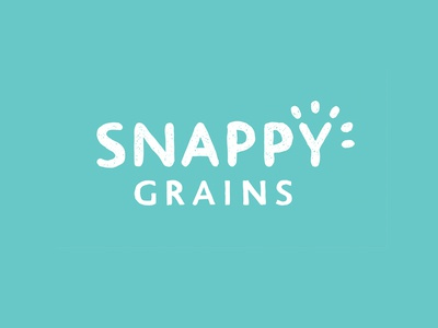 Snappy Grains Logo