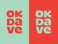 OK DAVE logo