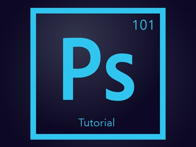 Photoshop 101 Tutorial Logo