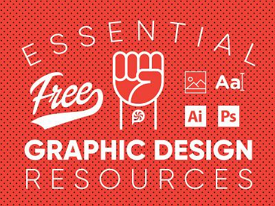 Essential Free Graphic Design Resources Post blog post mock ups templates free line design graphic design