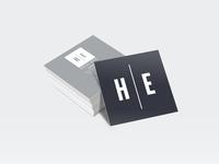 Square Business Cards - Hotel Epik (San Francisco)