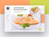 Easy & quick healthy recipes