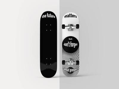 #FuturPopArt Skateboard Challenge #3