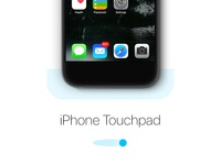 iPhone Touchpad