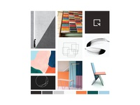 Mood Board Design | One Bird Interior Design Studio, LLC