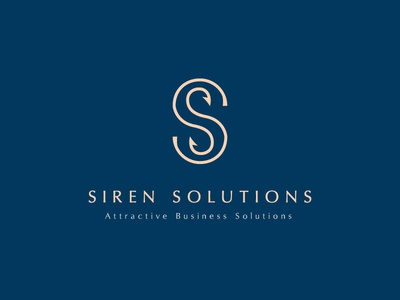 Siren Solutions - Logo and Branding