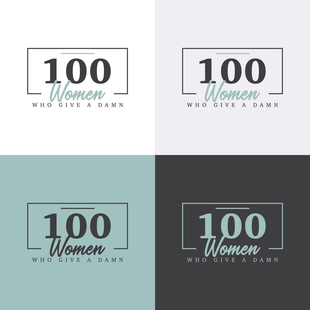 100women square color