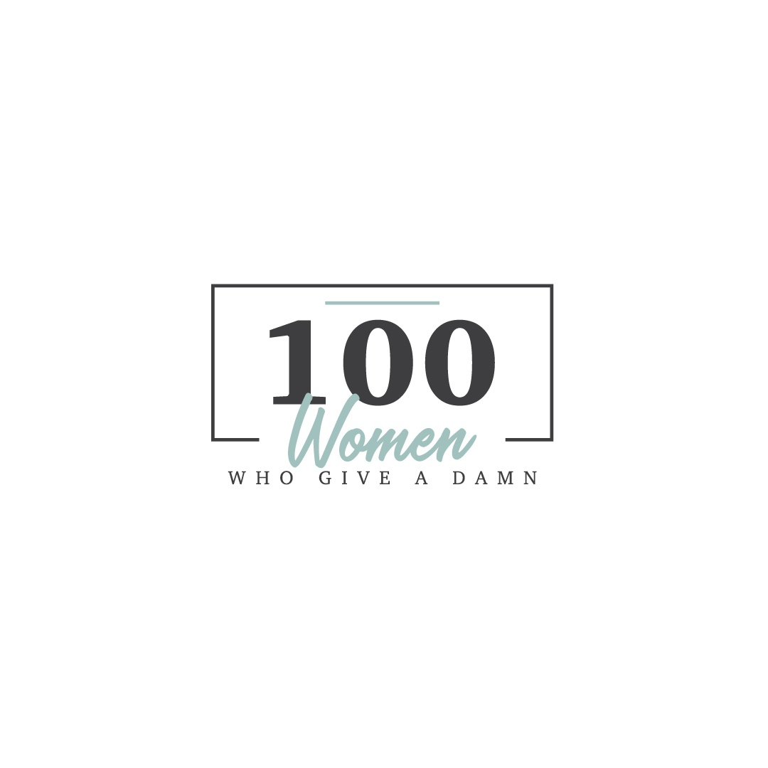 100women square white