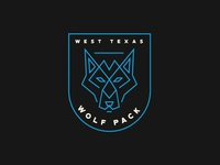 West Texas Wolfpack Logo