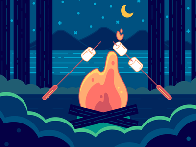 S'mores and Outdoors - 25/30