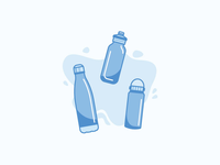 Water Bottles - 29/30