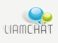 Logo Design Liam Chat