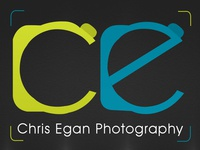 Logo Design Chris Egan Photography