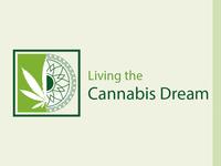 Logo Design Living the Cannabis Dream