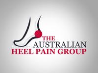 Logo Design Australian Heel Pain Group