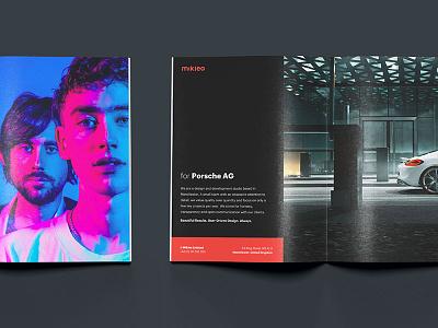 Lookbook hire print fff studio brochure design lookbook mikleo