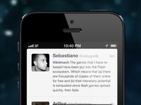 Social app big