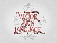 Vector Sign Language