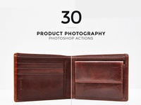 30 Photoshop Actions For Product Photography