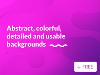Free Abstract Colorful Backgrounds