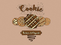 Cookie Vectors & Clipart