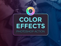Photo Color Effects For Photoshop