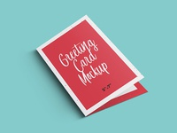 Greeting Card Mockups