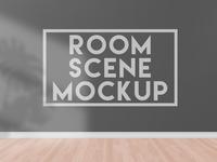 Room Scene Mockup