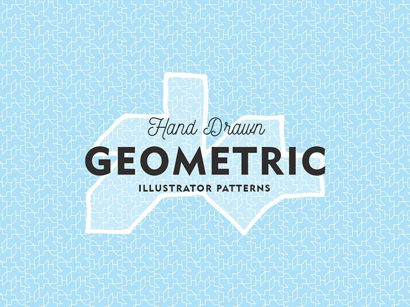 Hand Drawn Geometric Patterns seamless vector patterns geometric hand drawn