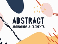 Abstract Artboards And Elements