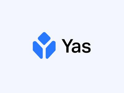 Yas Logo / Logotype Design | Graphic Design Branding