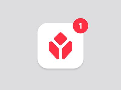 Yas App Logo Icon | Graphic Design