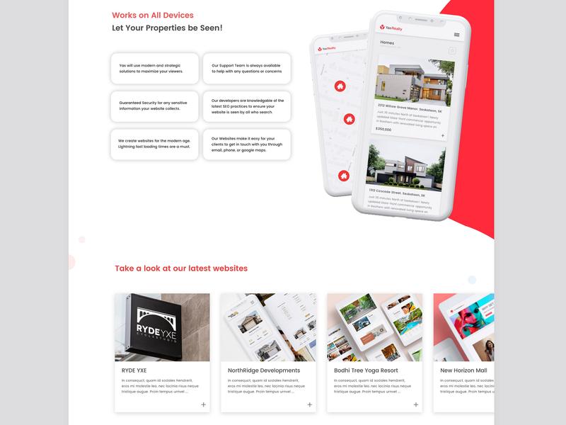 Yas Website Homepage Design | Graphic Design Web App icon illustration animation app web homepage website web design ux ui