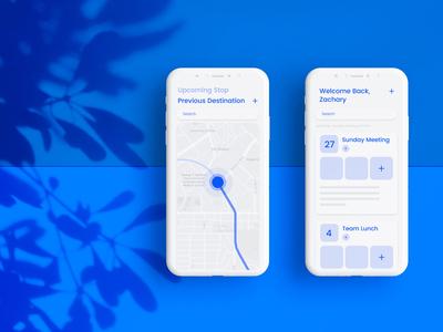 Yas App Design