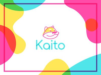 Weekly Warm-Up 7: Kaito 2019 cmyk playful dog shibainu shiba logo weekly weekly warm-up