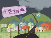 Electropolis - Train Jam 2016