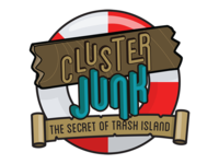 Cluster Junk game logo