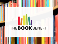 The Book Benefit logo