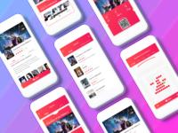 Moive app-momo