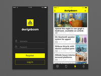 Designboom from Web to App