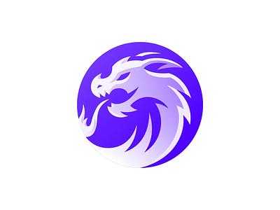 Firebreather Logo Design dragon dragon logo