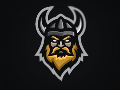 Viking Mascot Logo By Koen On Dribbble