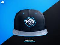 Polar Bear Mascot Logo - Snapback